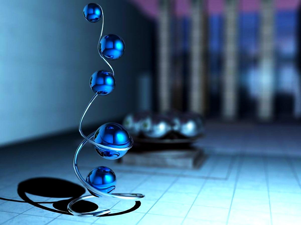 Background 3D Art, 3D, Glass 3D