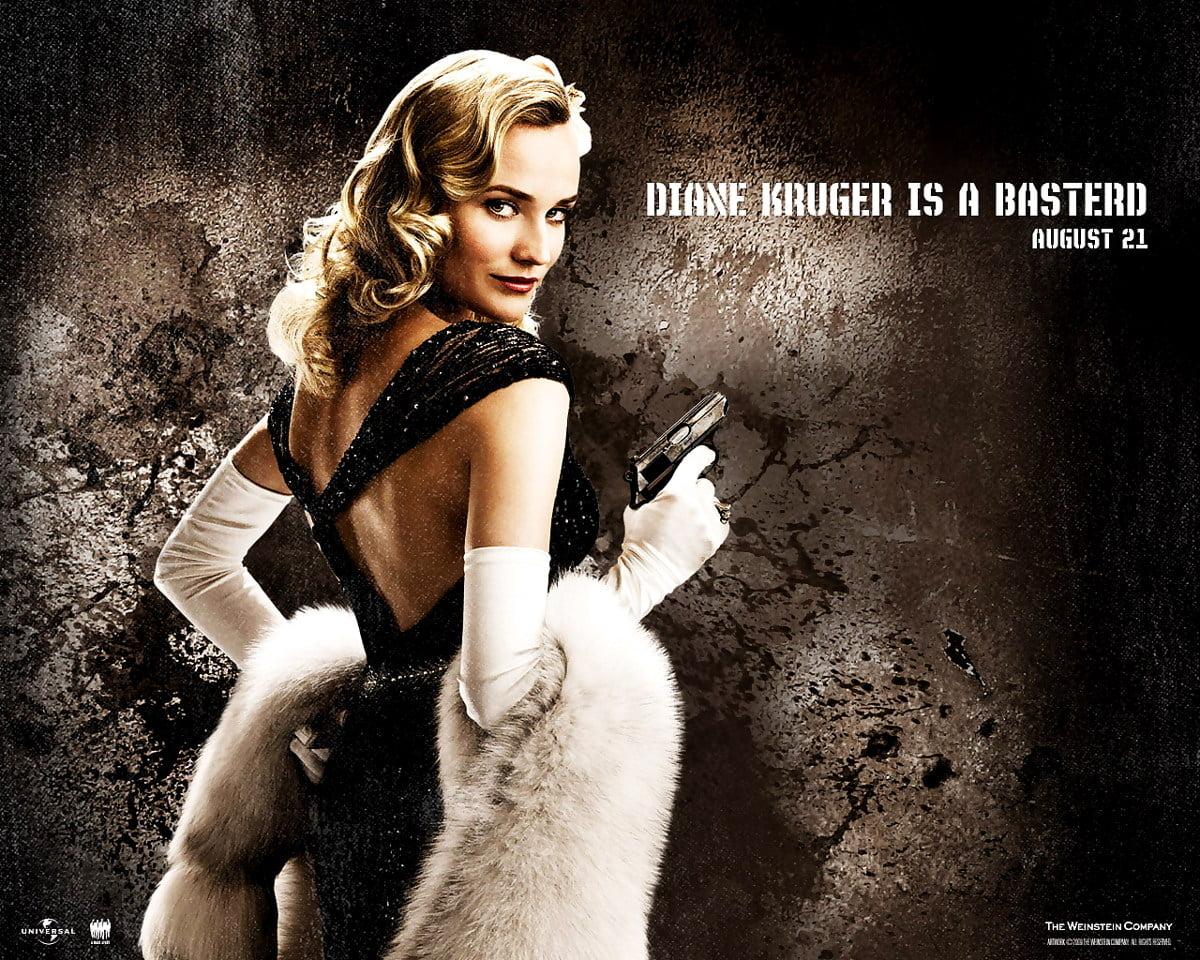 Inglourious Basterds, Girls, Album Cover background photo ...