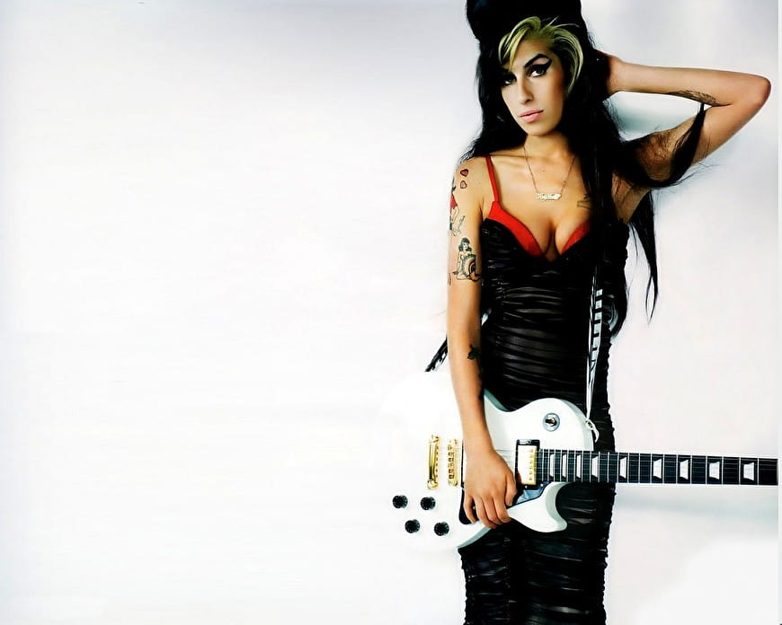 Amy Winehouse Girls Latex Clothing Wallpaper Free Top Pictures