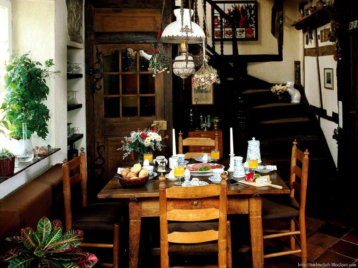 Minimalist Kitchen Interior, Interior Design, Dining Room picture ...
